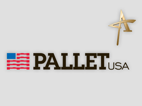 Pallet USA branding and positioning work
