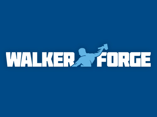 Walker Forge branding and positioning work