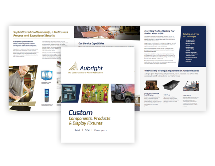 Aubright – Overview Brochure