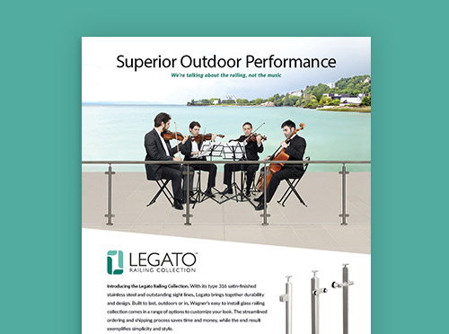 Wagner Legato Advertising Work