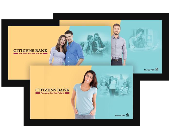 citizens bank - social media