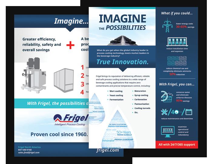 Frigel - Imagine the Possibilities