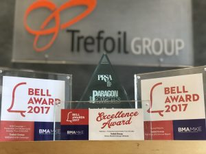 Trefoil Group Earns Multiple Award Recognitions at Annual Ceremonies