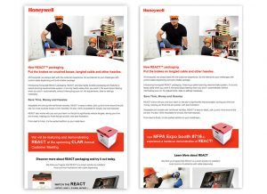 honeywell-direct-marketing-REACT2