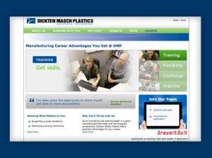 Dickten Masch Plastics Careers Page