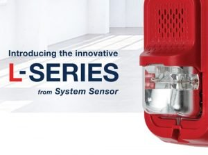 System Sensor – L-Series Product Launch Ad