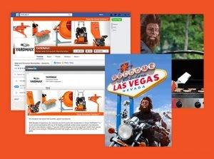 YARDMAX – Wild Man Campaign