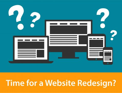 Time For a Website Redesign?