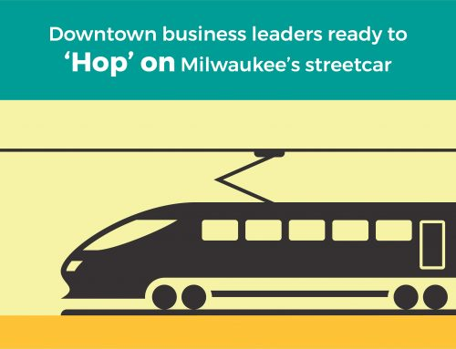 Jagler: Downtown business leaders ready to 'Hop' on Milwaukee's streetcar