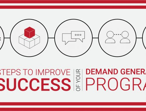 Five Steps to Improve the Success of your Demand Generation Program
