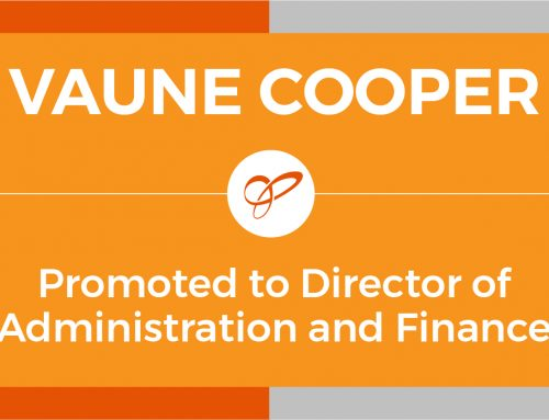 Vaune Cooper Promoted to Trefoil Group's  Director of Administration and Finance