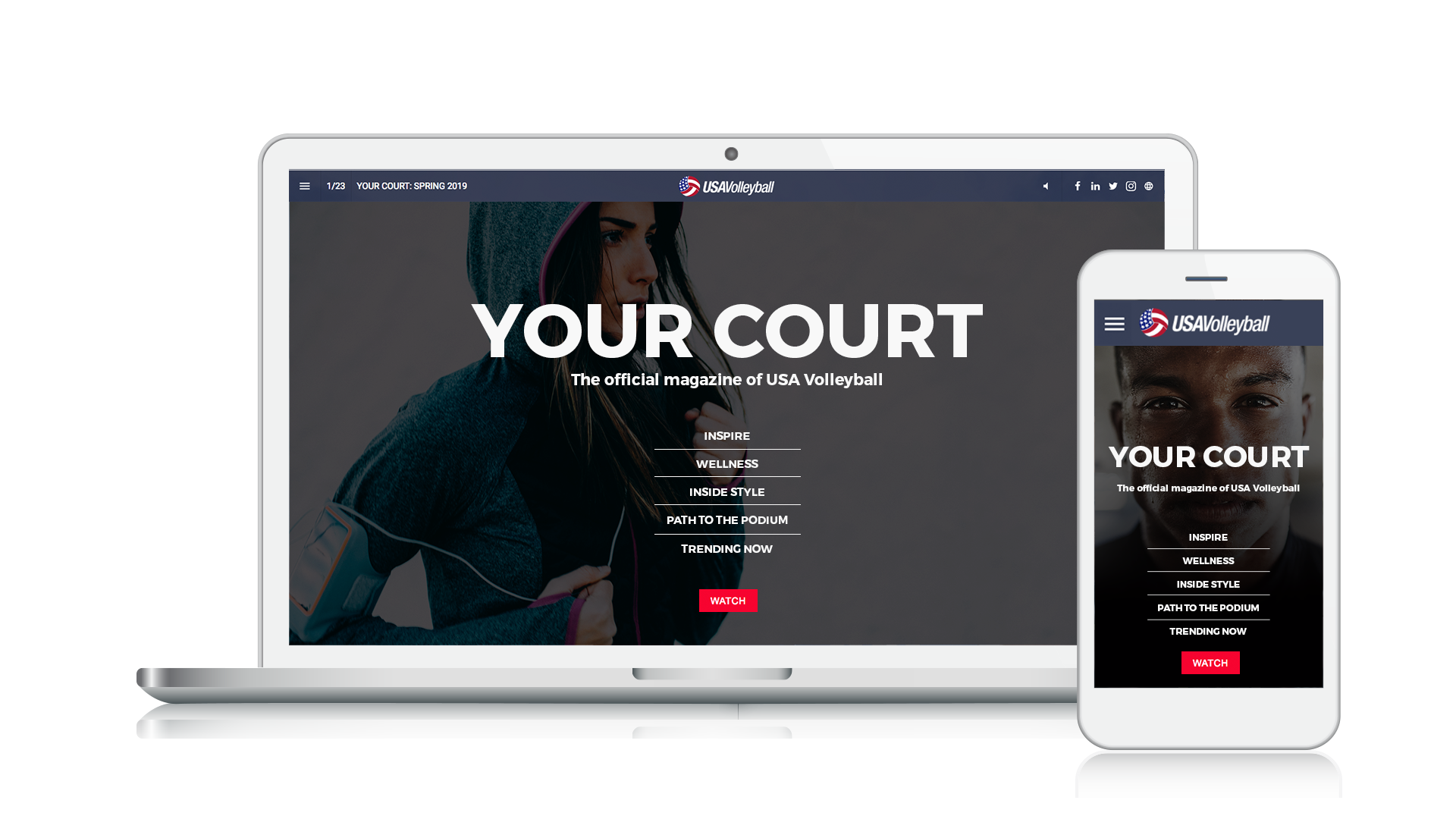 USA Volleyball - Your Court - Issue 2