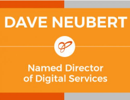 Dave Neubert Named Director of Digital Services