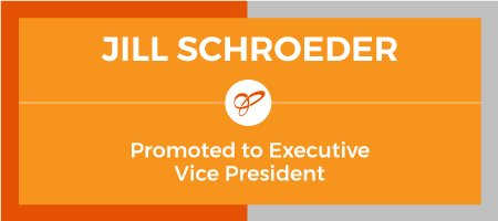 Jill Schroeder Promoted to Executive Vice President