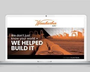Waukesha Engine - Laptop View 3