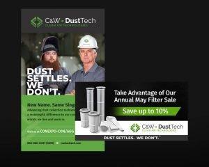 C&W DustTech Banner Art