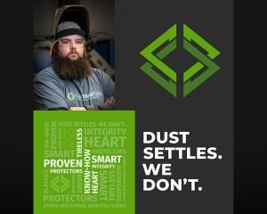 C&W DustTech Tradeshow Banner