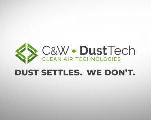 C&W DustTech Logo