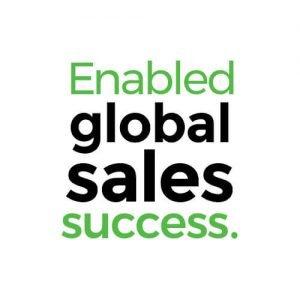 Enabled global sales success.